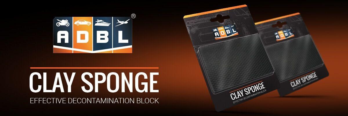 ADBL - clay sponge