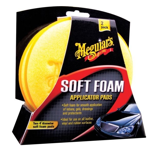 Meguiar's Soft foam