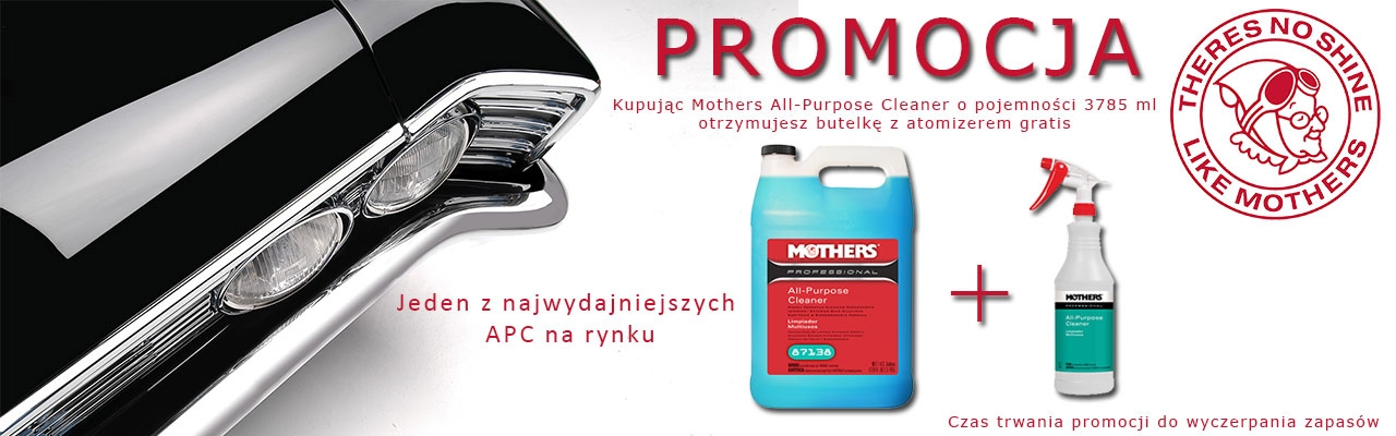 Mother's APC - promocja