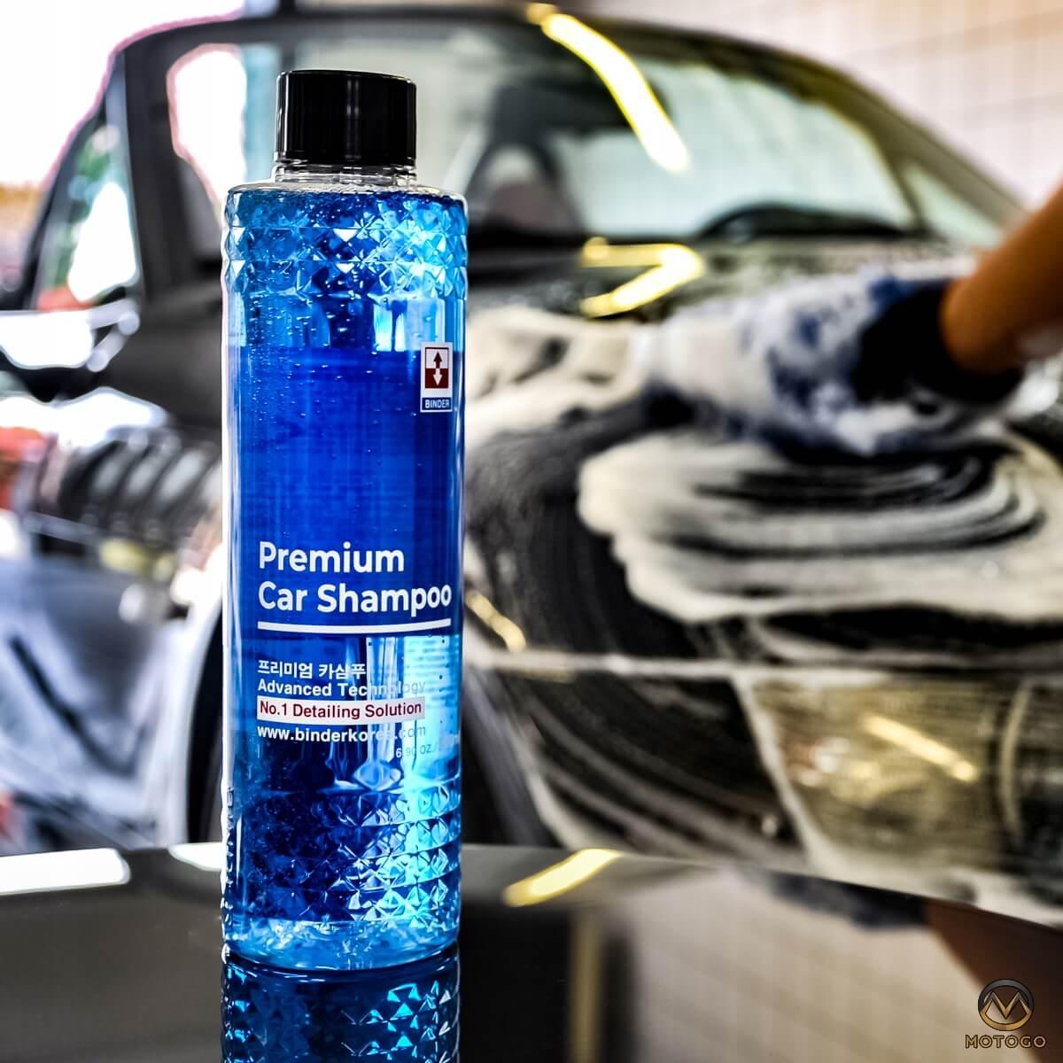 Jaki szampon samochodowy wybrać?