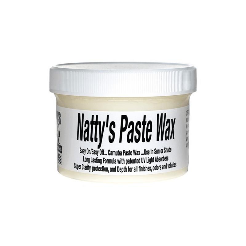 Poorboy's Natty's Paste Wax White 235ml