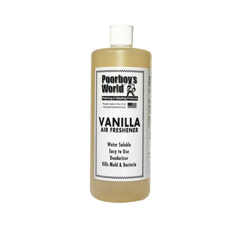 Poorboy's Air Freshener Vanilla 964ml - zapach