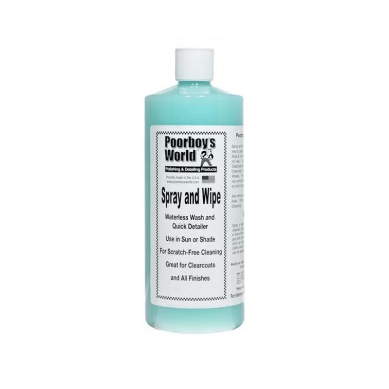 Poorboy's Spray & Wipe 946ml