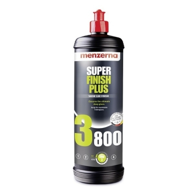 Menzerna Super Finish+ 3800 1L - pasta polerska wykończeniowa