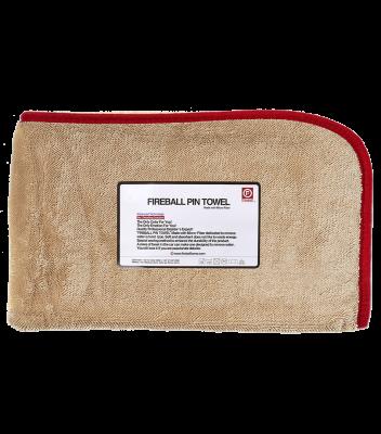 Fireball PIN Towel 72 x 200 RED