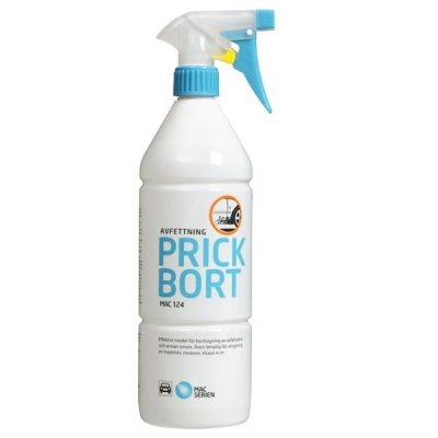 Prickbort - tar&glue remover