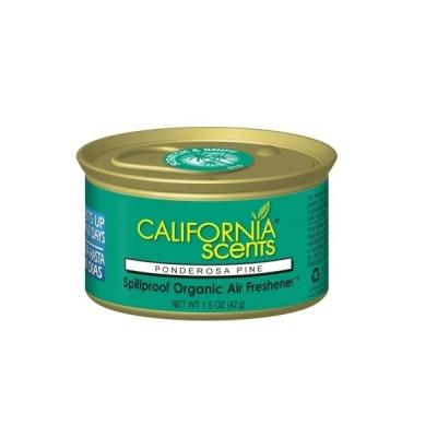 California Scents Spillproof Ponderosa Pine 42g
