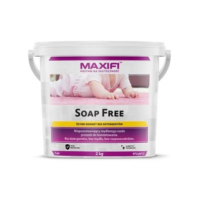 Maxifi Soap Free 2kg - bonnetowanie