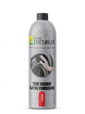 4Detailer Tire Desire SATIN Dressing 500ml