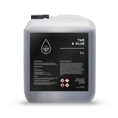 CleanTech Tar and Glue 5L - preparat do usuwania smoły i kleju