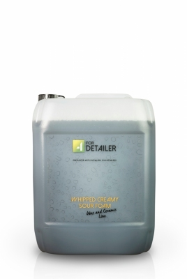 4Detailer Whipped Creamy SOUR Foam 5L