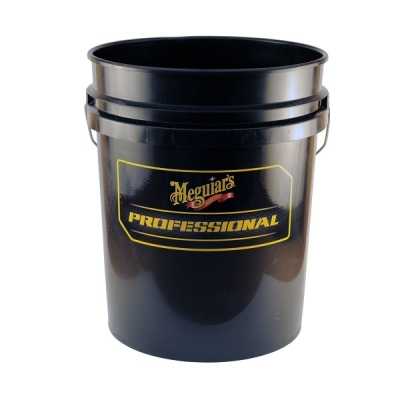 Meguiar's Professional Wash Bucket - Black