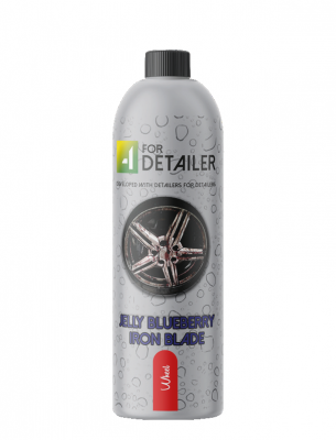 4Detailer Jelly Blueberry Iron Blade 500ml