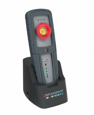 SCANGRIP Sunmatch 2 - LED bezprzewodowa latarka inspekcyjna najwyższej klasy