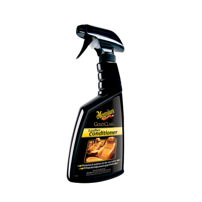 Meguiar's Gold Class Leather Conditioner 473ml