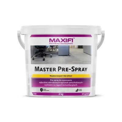 Maxifi Master Prespray 2kg - skuteczny prespray