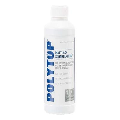 Polytop Mattlack Schnellpflege quick detailer 500ml
