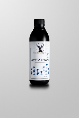 Daniel Washington ACTIV FOAM 500ml - neutralna piana aktywna