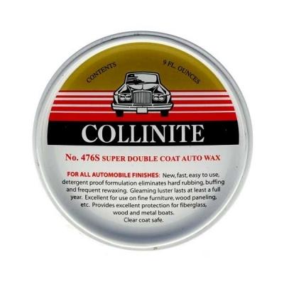 Collinite 476 Super DoubleCoat Auto Wax 266ml