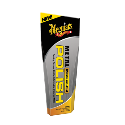 Meguiar's Medium Cut Metal Polish