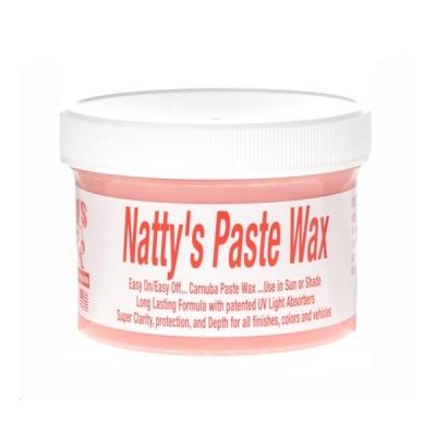 Poorboy's Natty's Paste Wax Red