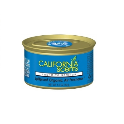 California Scents Spillproof Yosemite Springs 42g