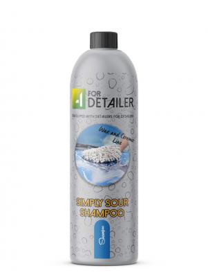 4Detailer Simply SOUR Shampoo 500ml