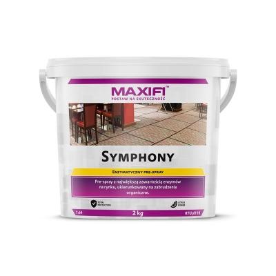 Maxifi Symphony 2kg - nowoczesny prespray