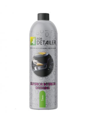 4Detailer Superior Interior Dressing 1L