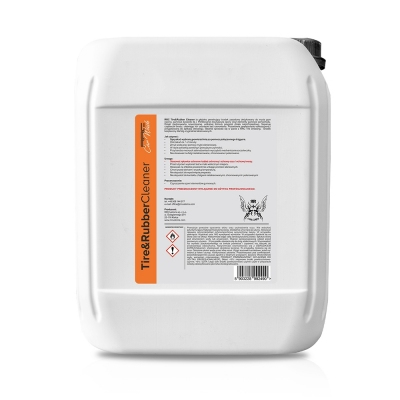 RRC Car Wash Tire & Rubber Cleaner 5L