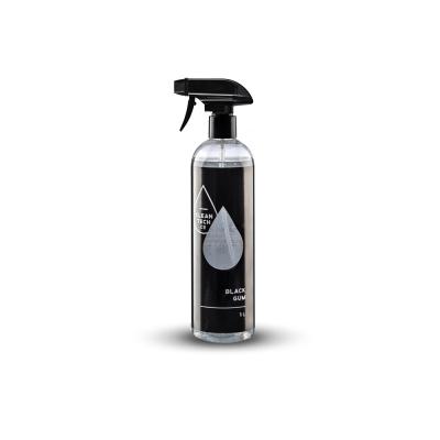 CleanTech Black Gum 1L - dressing do opon i plastików zewnętrznych