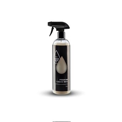 CleanTech Premium Liquid Wax 1L - płynny wosk z wysoką zawartością carnauby