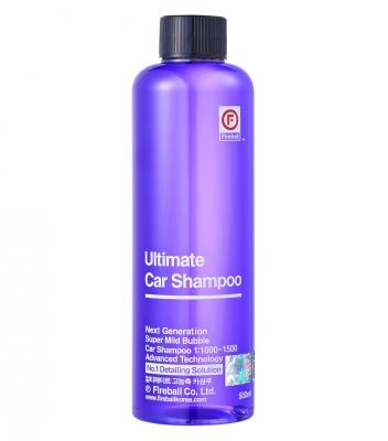 Fireball Ultimate Car Shampoo 500ml