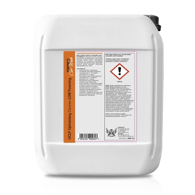 RRC CarWash UPHOLSTERY CLEANER LOW-FOAMING 5L
