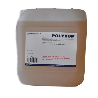 Polytop Insektenenntferner Plus do usuwania owadów 10L