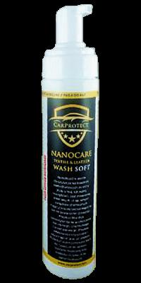 CarProtect NanoCare Textil&Leather Wash SOFT 1L - do czyszczenia skóry i materiału