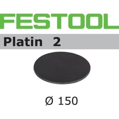 Festool Krążki ścierne STF D150/0 S400 PL2/15 492368