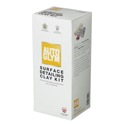 Autoglym Surface Detailing Clay Zestaw