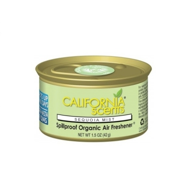 California Scents Spillproof Sequoia Mist 42g