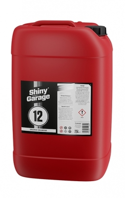 Shiny Garage Orange Shampoo 25L