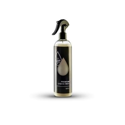 CleanTech Premium Liquid Wax 500ml - płynny wosk z wysoką zawartością carnauby