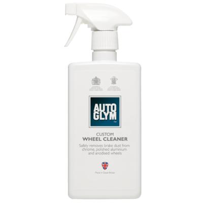 Autoglym Custom Wheel Cleaner 500ml - bezkwasowy płyn do mycia felg