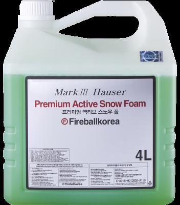 Ultimate Active Snow Foam 4L piana aktywna do powłok i wosków