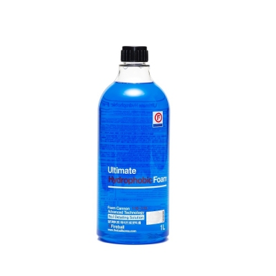 Fireball Ultimate Hydrophobic Foam 1000ml - Deep Blue