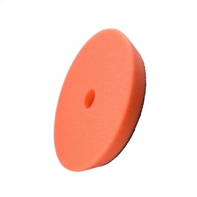 Super Shine Premium Pads Hard Cutting DA UFO 130/150 pomarańczowa bardzo twarda gąbka polerska