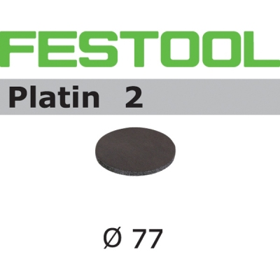 Festool Krążki ścierne STF D77/0 S500 PL2/15 497426