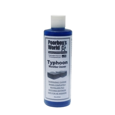 Poorboy's Typhoon Microfiber Cleaner 473ml