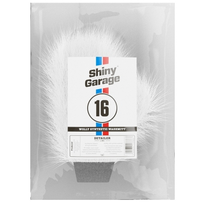Shiny Garage Wolly Synthetic Wash Mitt