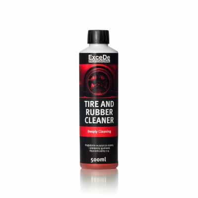 Excede Tire and Rubber Cleaner 500ml