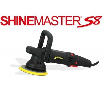 Krauss Shinemaster S8 - maszyna polerska